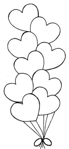 Heart balloons, New baby names and Balloons on Pinterest