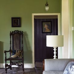 Living Rooms With Dark Grey Feature Walls Best Wall Colors For Room Brown Furniture 20 Curated Decorating Colour Book Ideas By Farrowball ...