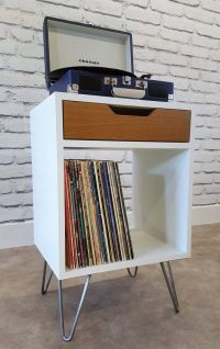 17+ ideas about Record Player Stand on Pinterest | Record ...