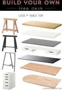 25+ best ideas about Ikea Desk on Pinterest   Desks ikea ...