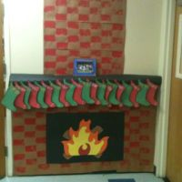 Classroom fireplace! | Pre K Centers: Dramatic Play ...