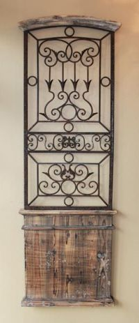 219 best images about wrought iron decor on Pinterest ...