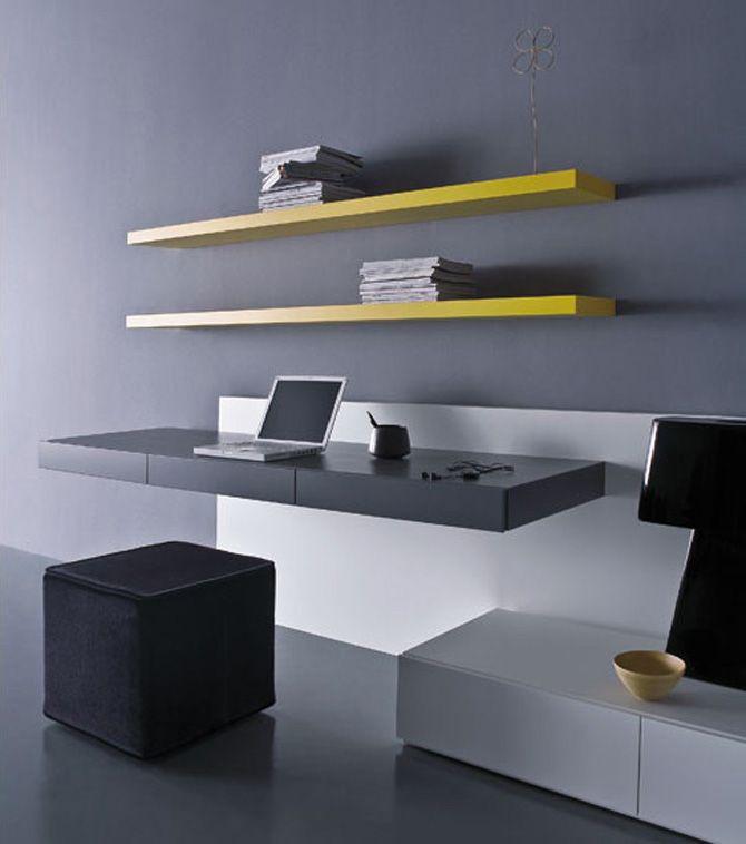 25+ best ideas about Modern desk on Pinterest