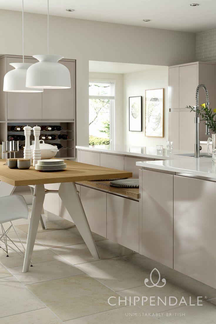 25+ best ideas about Modern kitchen island on Pinterest