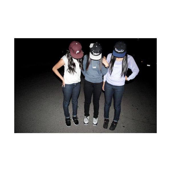 Swag Tumblr Girls Jordans liked on Polyvore featuring