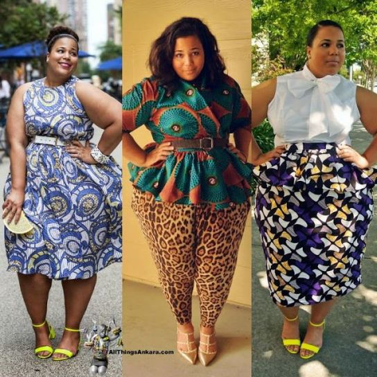 Image result for ankara styles for the big bold and beautiful