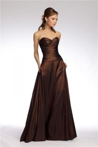 1000+ ideas about Brown Bridesmaid Dresses on Pinterest ...