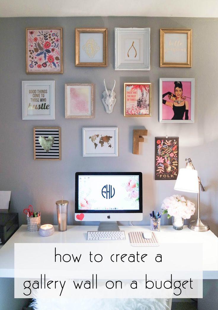 Best 25 Cheap Office Decor ideas on Pinterest  Cheap