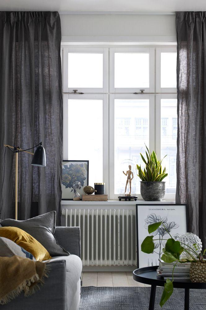 25+ Best Ideas about Linen Curtains on Pinterest