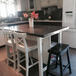 4 Stool Kitchen Island Cheap Cabinet Doors Best 25+ Ikea Hack Ideas On Pinterest