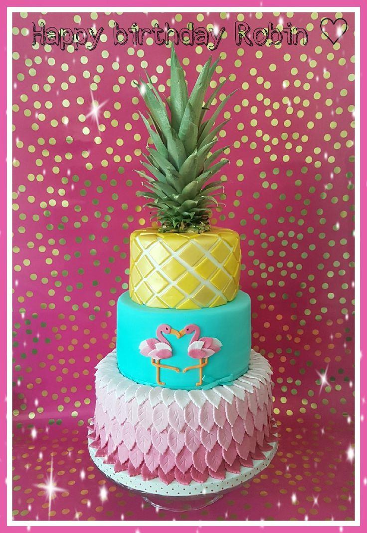 Die 25 besten Ideen zu Flamingo kuchen auf Pinterest  PartyTorten Rosa flamingoparty und