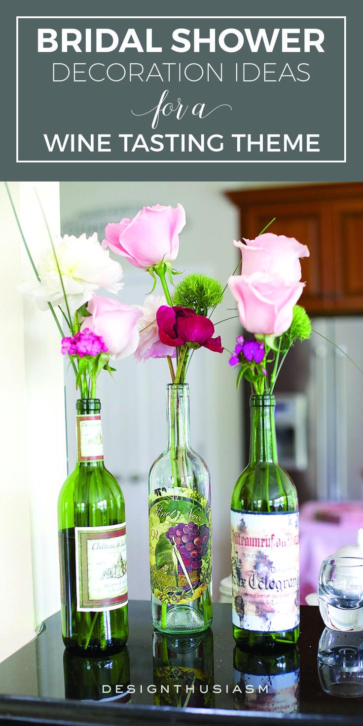 Best 25 Wine Themed Decor ideas on Pinterest  Wine vineyard wedding Winery bridal showers and