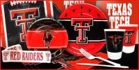 Texas Tech Red Raiders Party Supplies - Party City ...