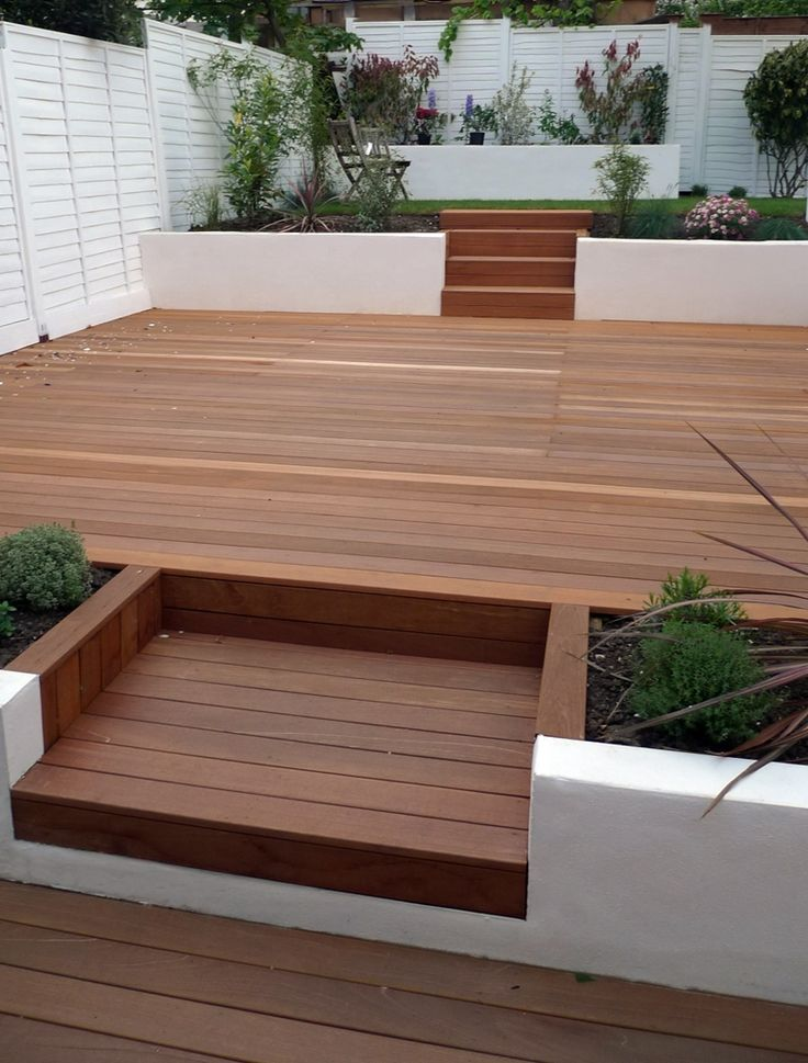 The 25 Best Garden Decking Ideas On Pinterest Decking Ideas