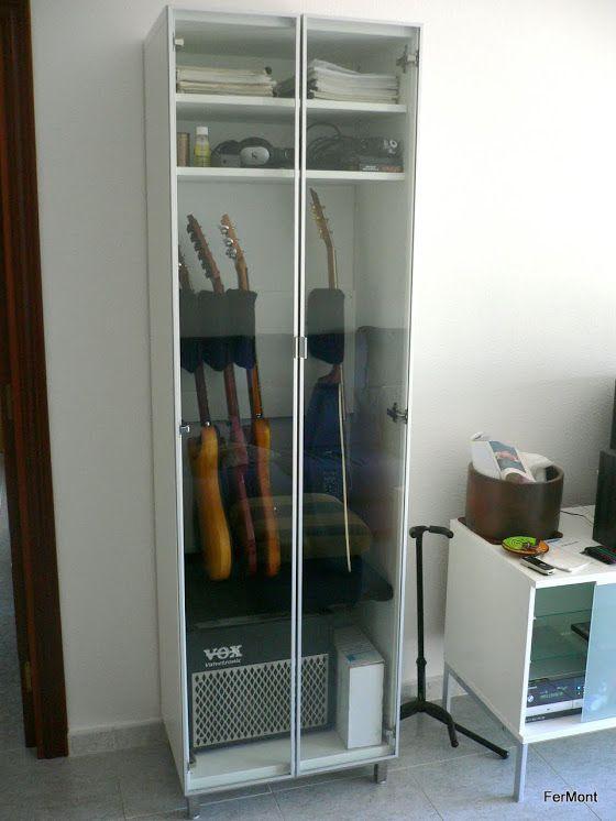 Armario Guitarras Ikea