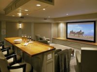Best 25+ Media Room Design ideas on Pinterest
