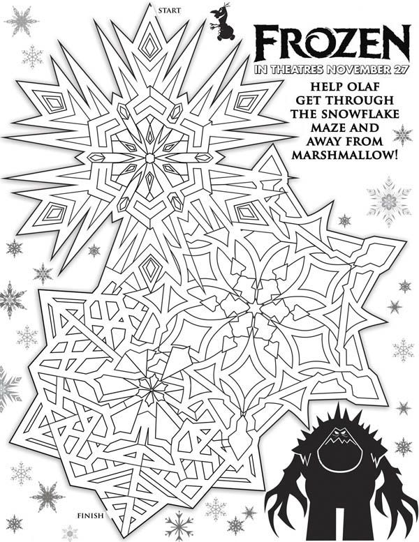 22 best images about Frozen Coloring Pages on Pinterest