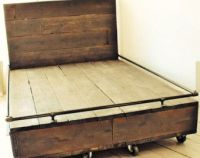galvanized pipe bed - OMG   My Decorating Style ...
