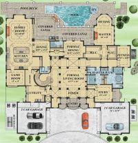 Top 25+ best Mediterranean house plans ideas on Pinterest ...
