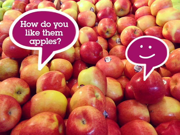 how do you like them apples | stuff to remember ...
