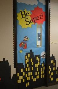 17 Best images about door decorating on Pinterest | Super ...