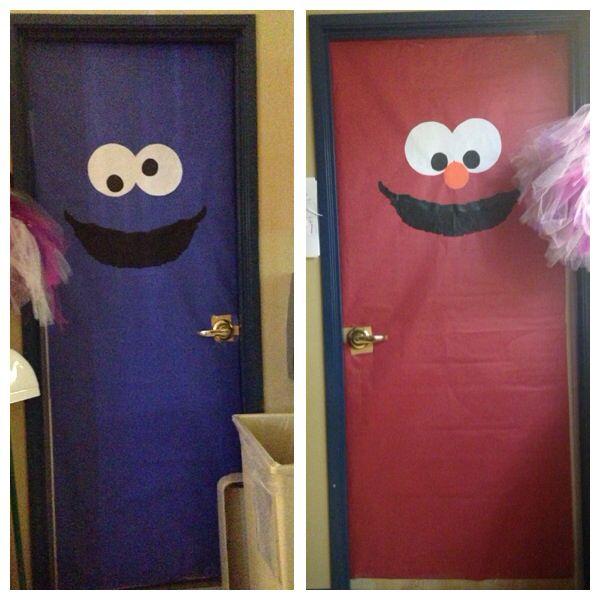 17 Best ideas about Monster Door on Pinterest