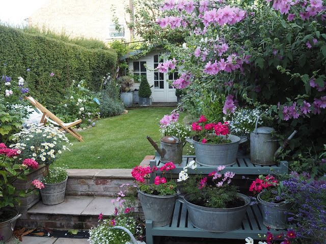 25+ Best Ideas About Small English Garden On Pinterest