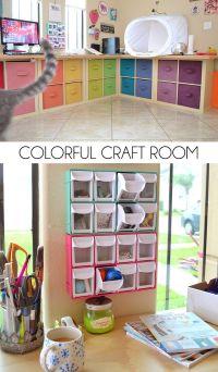 1000+ ideas about Ikea Craft Room on Pinterest   Ikea ...