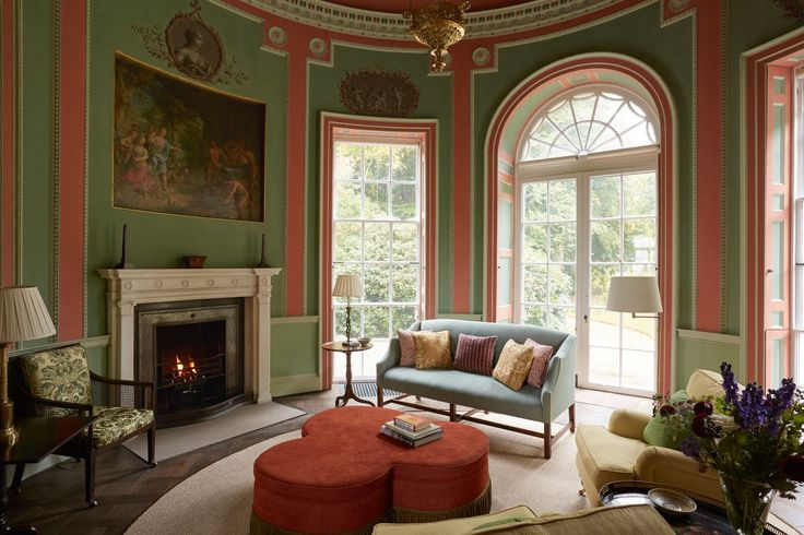 Sibyl Colefax  John Fowler Interior Design and Decoration