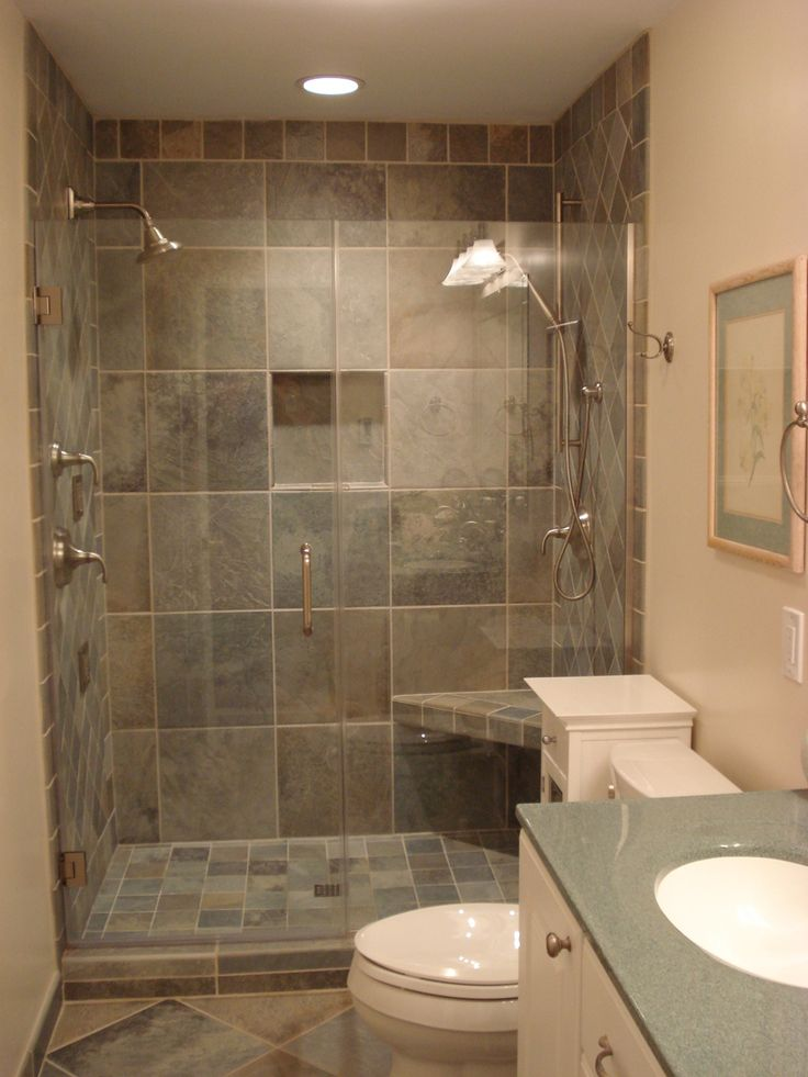 1000 ideas about Small Bathroom Renovations on Pinterest  Bathroom renovations Small