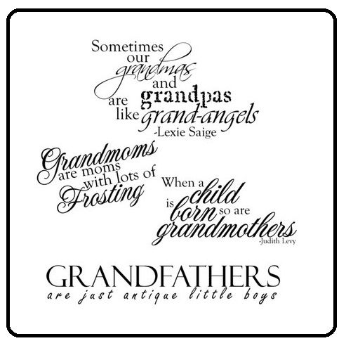 17 Best images about Grandparent quotes on Pinterest