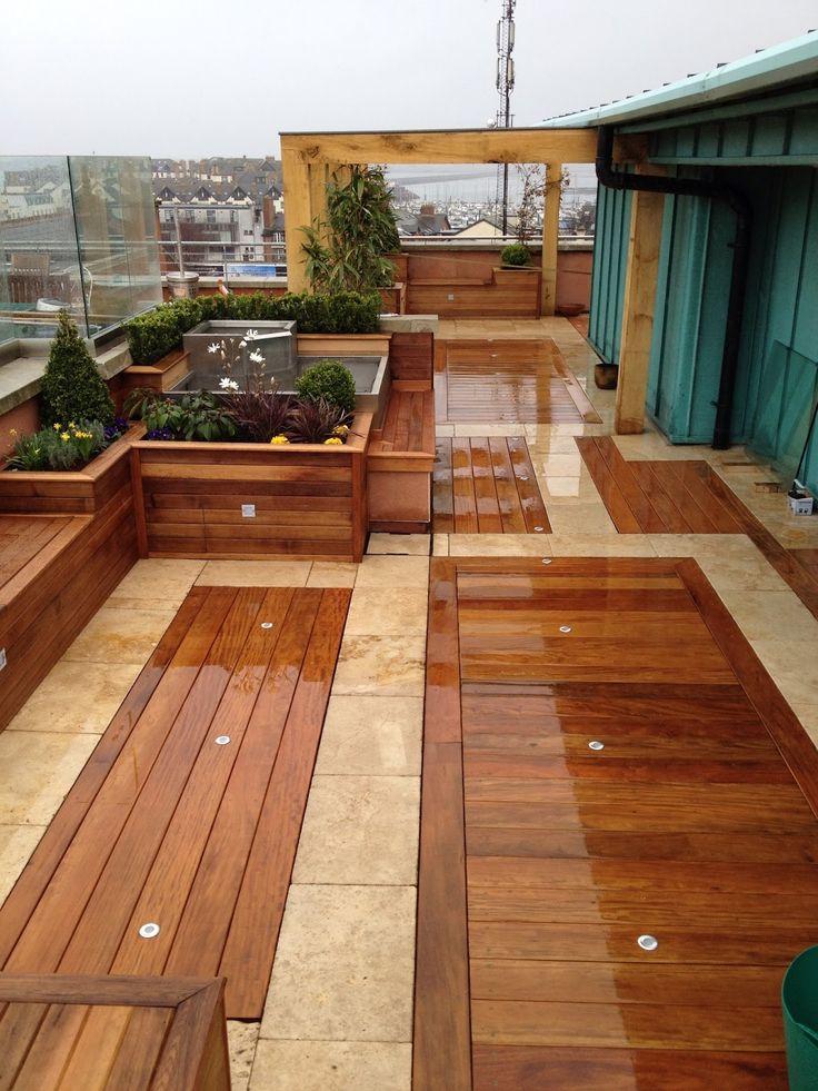 Les 12 Meilleures Images à Propos De Roof Garden Decoration Sur