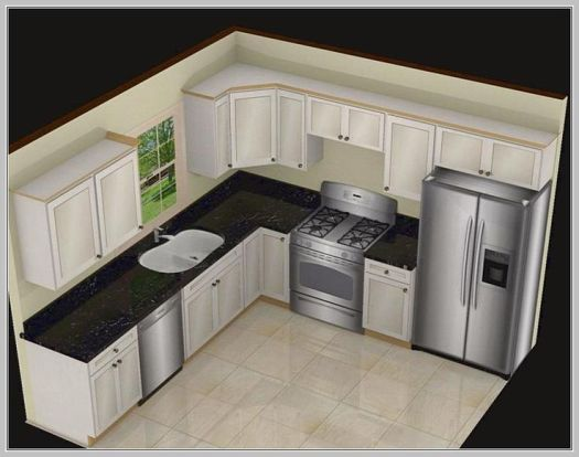 35 Best Idea About L Shaped Kitchen Designs Ideal