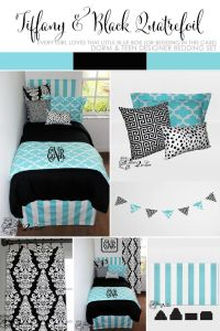 25+ best ideas about Tiffany blue bedding on Pinterest