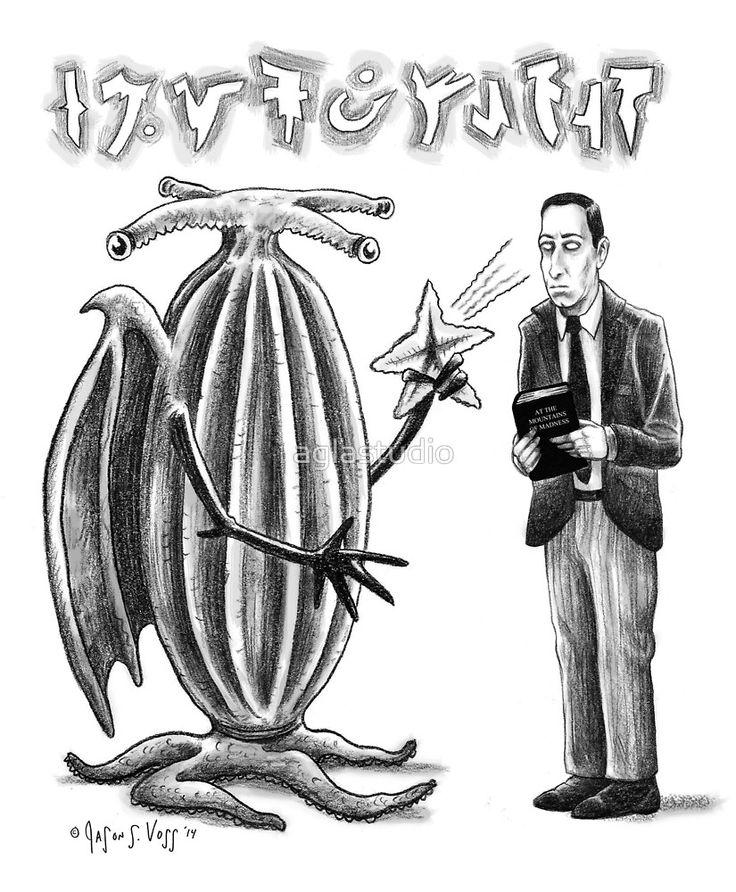 412 best H. P. Lovecraft images on Pinterest