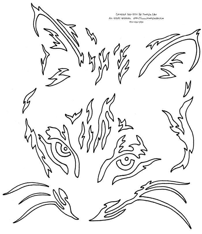 25+ best ideas about Pumpkin stencil on Pinterest