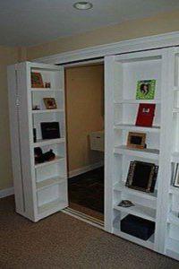 Closet Doors...good idea for non walk-in closets | Bedroom ...