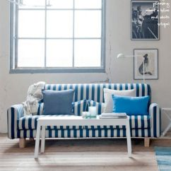 Deep Sofa Couch Rocker Nautical Stripe Cover | For The Home Pinterest ...