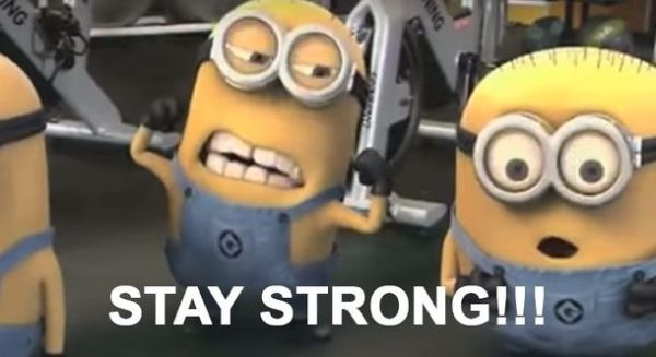 10 Minion Exercise Motivational Quotes Beast mode Nice