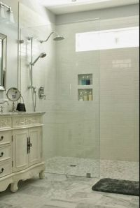 Best 10+ Shower no doors ideas on Pinterest | Bathroom ...