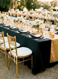 1000+ ideas about Gold Table Settings on Pinterest | Table ...