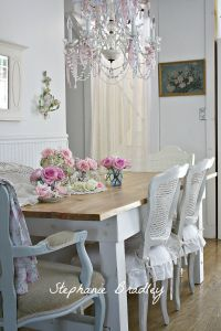 25+ best ideas about Shabby Chic Dining on Pinterest ...