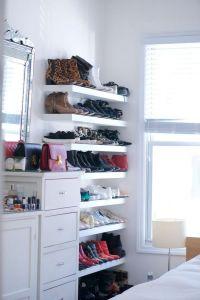 1000+ ideas about Shoe Shelves on Pinterest | Shoe Racks ...