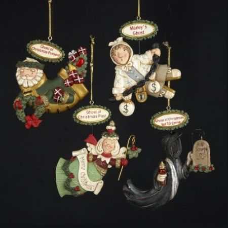These Cute Tree Decorations Showing The Angel Characters