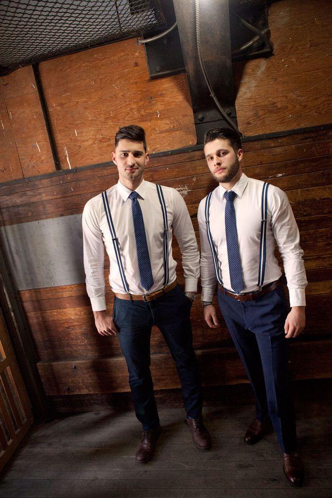 navy groomsmen suspenders  Google Search  Wedding  Pinterest  Groomsmen suspenders