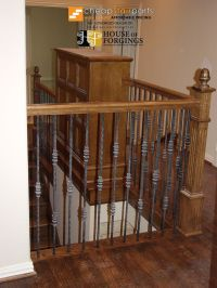 Stair Remodeling Ideas. Best Iron Stair Railing Ideas On ...