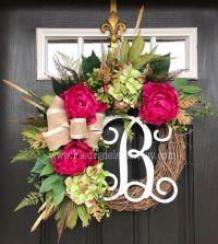 17 Best ideas about Front Door Wreaths on Pinterest | Door ...