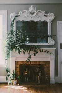 1000+ ideas about Mantle Mirror on Pinterest   Victorian ...