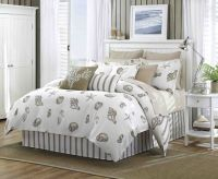 Captivating Gray Beach Themed Rooms Ideas Country White ...