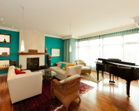 1000+ ideas about Turquoise Accent Walls on Pinterest ...
